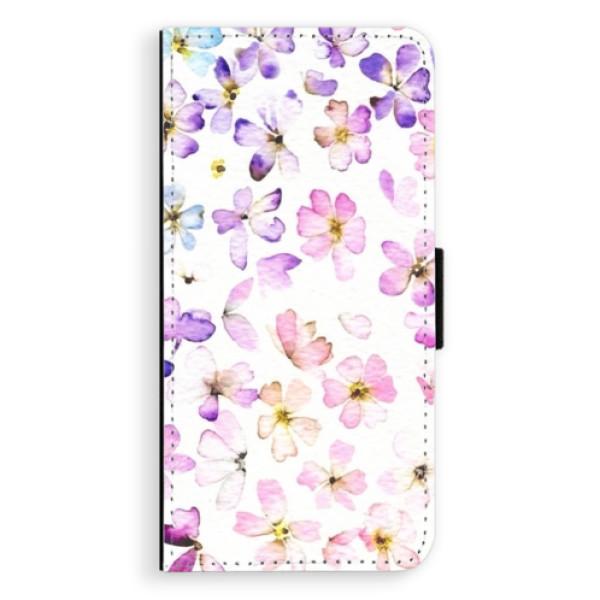 Flipové puzdro iSaprio - Wildflowers - Huawei Ascend P8