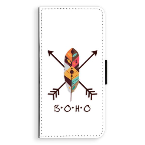 Flipové puzdro iSaprio - BOHO - Huawei Ascend P8