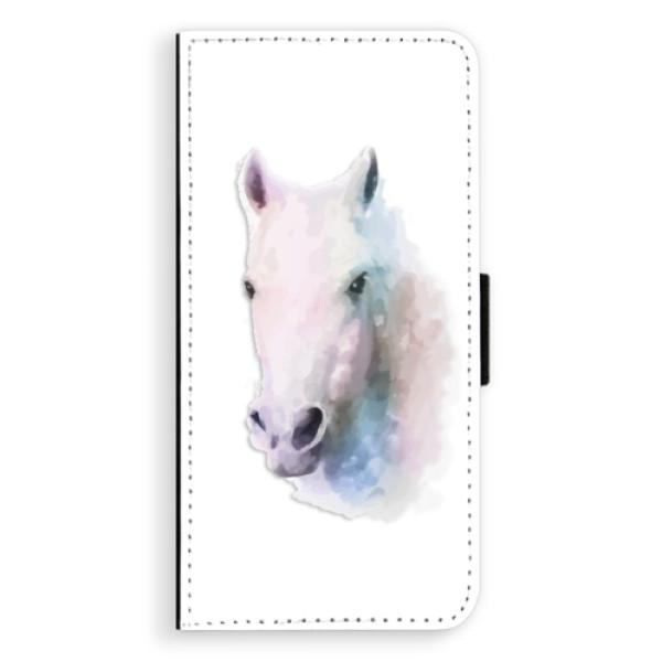 Flipové puzdro iSaprio - Horse 01 - Huawei Ascend P8
