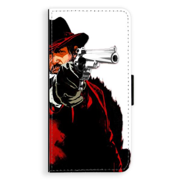 Flipové puzdro iSaprio - Red Sheriff - Huawei Ascend P8