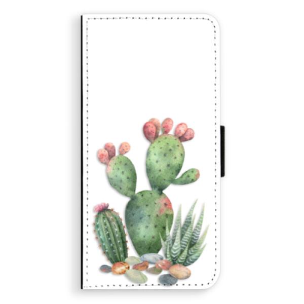 Flipové puzdro iSaprio - Cacti 01 - Huawei Ascend P8