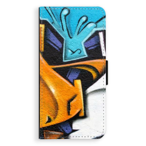 Flipové puzdro iSaprio - Graffiti - Huawei Ascend P8
