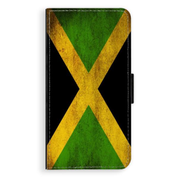 Flipové puzdro iSaprio - Flag of Jamaica - Huawei Ascend P9 Lite