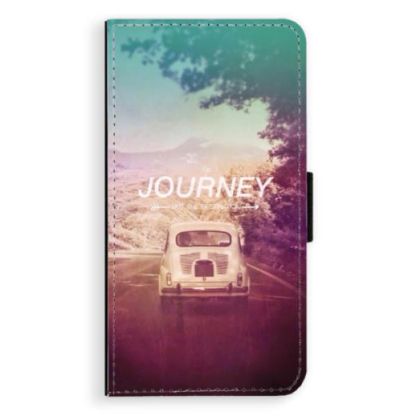 Flipové puzdro iSaprio - Journey - Huawei P10 Plus