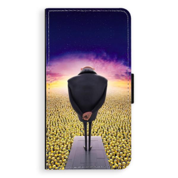 Flipové puzdro iSaprio - Gru - Huawei P10 Plus
