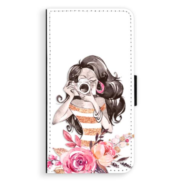 Flipové puzdro iSaprio - Charming - Huawei P10 Plus