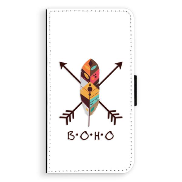 Flipové puzdro iSaprio - BOHO - Huawei P10 Plus