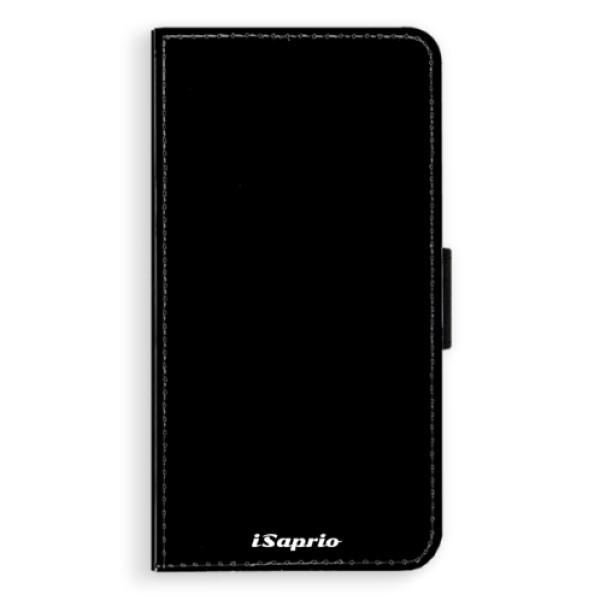 Flipové puzdro iSaprio - 4Pure - černý - Huawei P10 Plus