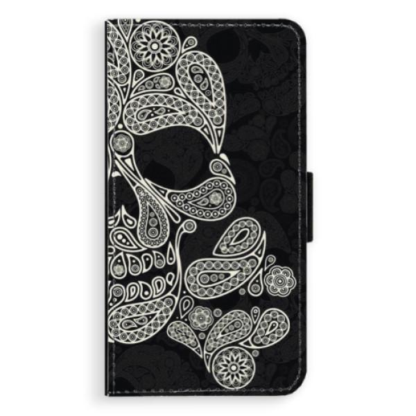 Flipové puzdro iSaprio - Mayan Skull - Huawei P10 Plus