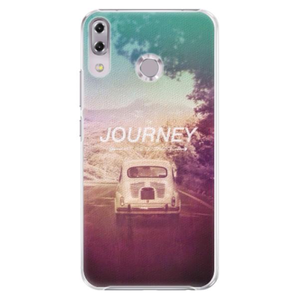Plastové puzdro iSaprio - Journey - Asus ZenFone 5Z ZS620KL