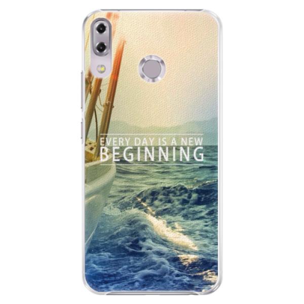 Plastové puzdro iSaprio - Beginning - Asus ZenFone 5Z ZS620KL