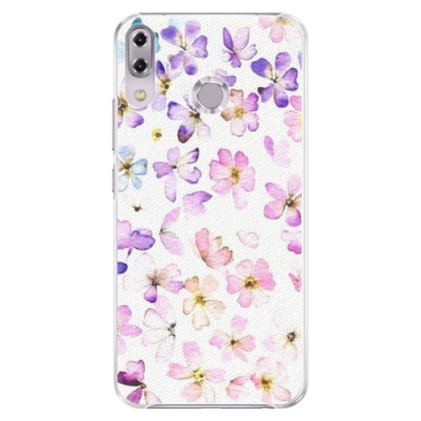 Plastové puzdro iSaprio - Wildflowers - Asus ZenFone 5Z ZS620KL