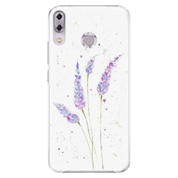Plastové puzdro iSaprio - Lavender - Asus ZenFone 5Z ZS620KL