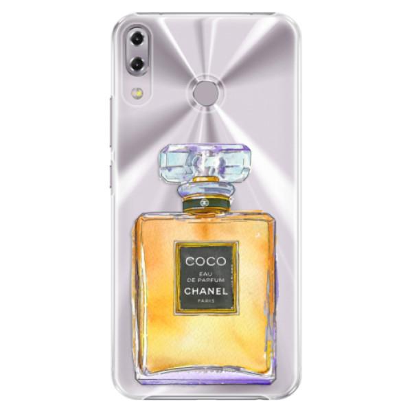 Plastové puzdro iSaprio - Chanel Gold - Asus ZenFone 5Z ZS620KL