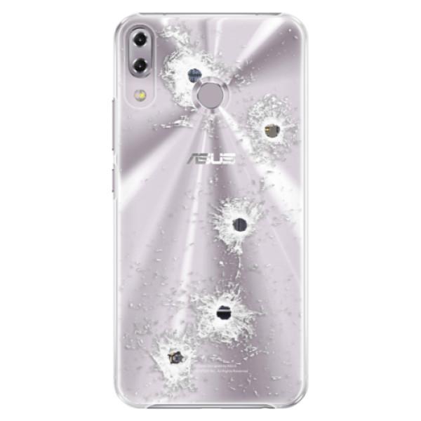 Plastové puzdro iSaprio - Gunshots - Asus ZenFone 5Z ZS620KL