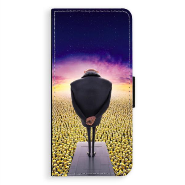 Flipové puzdro iSaprio - Gru - Samsung Galaxy A8 Plus