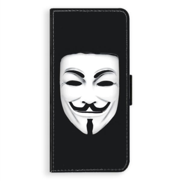 Flipové puzdro iSaprio - Vendeta - Samsung Galaxy A8 Plus
