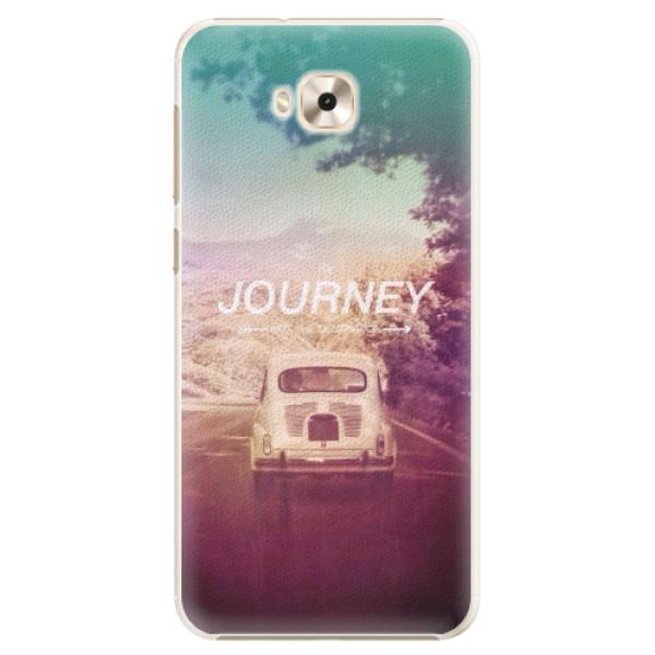 Plastové puzdro iSaprio - Journey - Asus ZenFone 4 Selfie ZD553KL