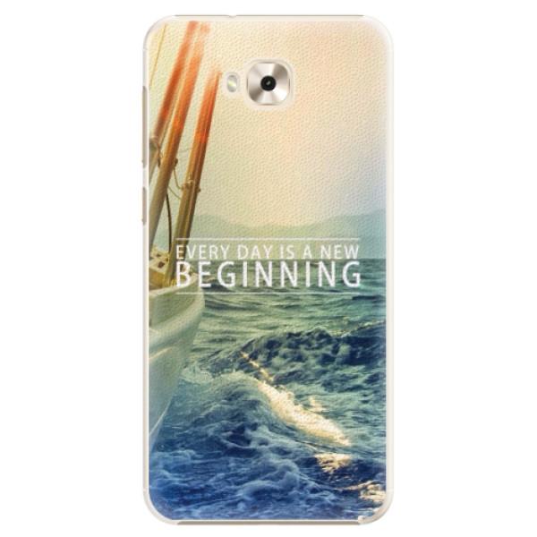 Plastové puzdro iSaprio - Beginning - Asus ZenFone 4 Selfie ZD553KL