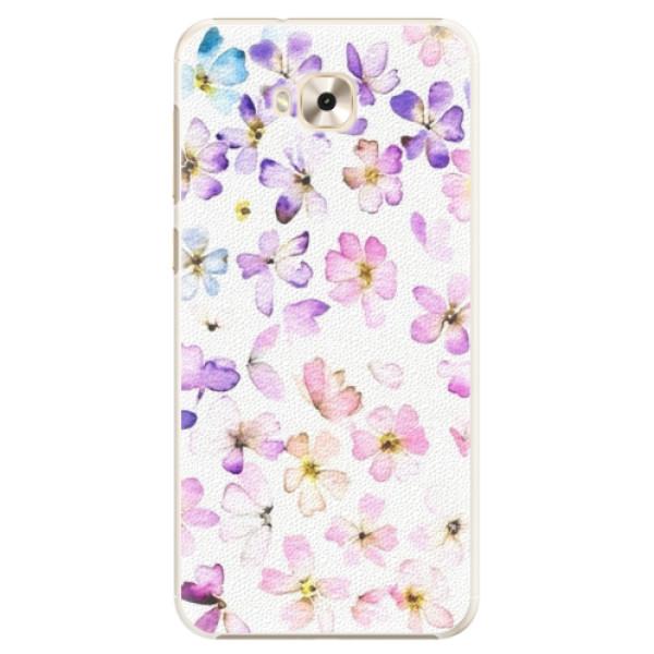 Plastové puzdro iSaprio - Wildflowers - Asus ZenFone 4 Selfie ZD553KL