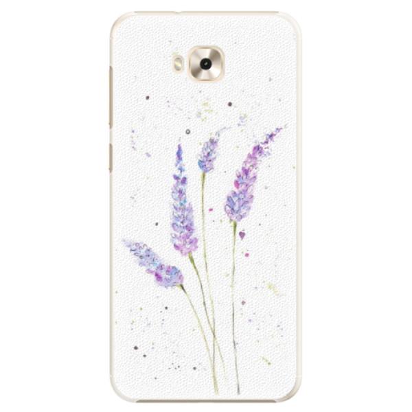 Plastové puzdro iSaprio - Lavender - Asus ZenFone 4 Selfie ZD553KL
