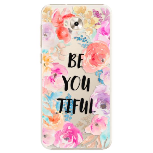 Plastové puzdro iSaprio - BeYouTiful - Asus ZenFone 4 Selfie ZD553KL