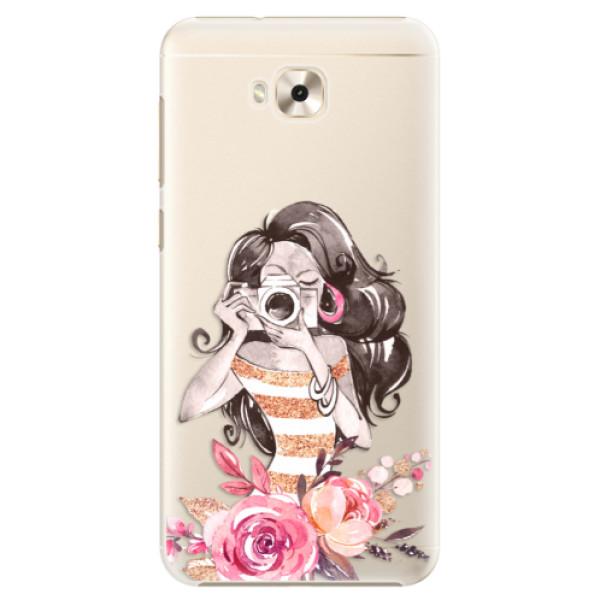 Plastové puzdro iSaprio - Charming - Asus ZenFone 4 Selfie ZD553KL
