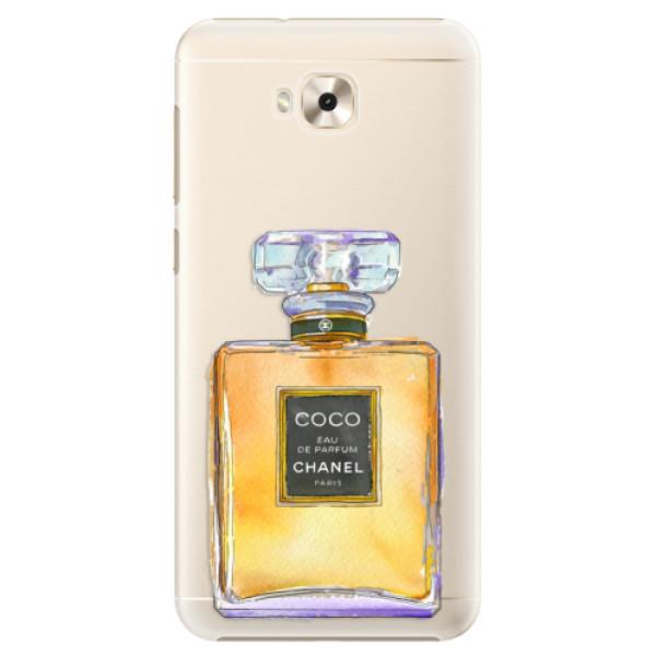 Plastové puzdro iSaprio - Chanel Gold - Asus ZenFone 4 Selfie ZD553KL