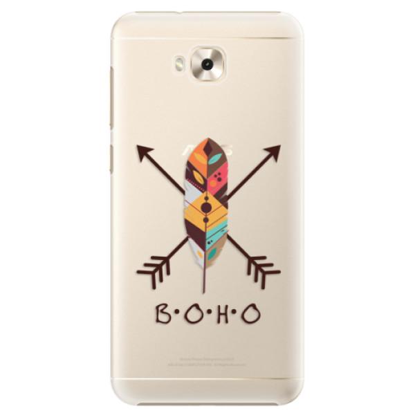 Plastové puzdro iSaprio - BOHO - Asus ZenFone 4 Selfie ZD553KL