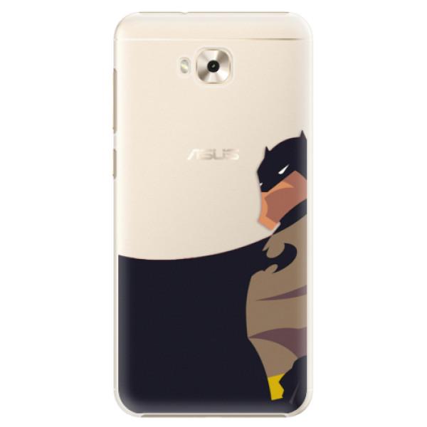 Plastové puzdro iSaprio - BaT Comics - Asus ZenFone 4 Selfie ZD553KL