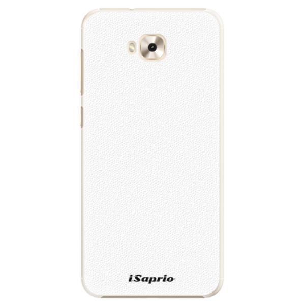 Plastové puzdro iSaprio - 4Pure - bílý - Asus ZenFone 4 Selfie ZD553KL