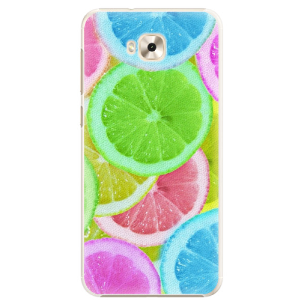 Plastové puzdro iSaprio - Lemon 02 - Asus ZenFone 4 Selfie ZD553KL