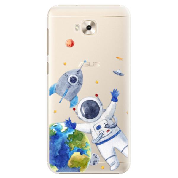 Plastové puzdro iSaprio - Space 05 - Asus ZenFone 4 Selfie ZD553KL