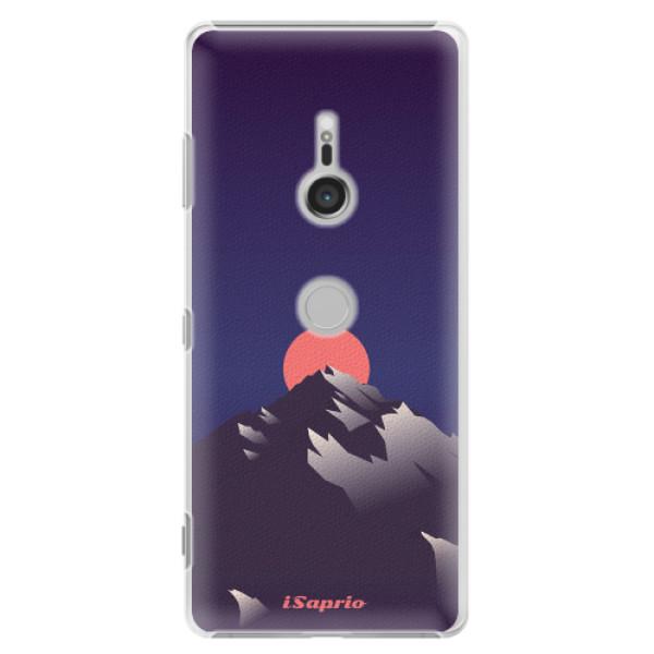 Plastové puzdro iSaprio - Mountains 04 - Sony Xperia XZ3