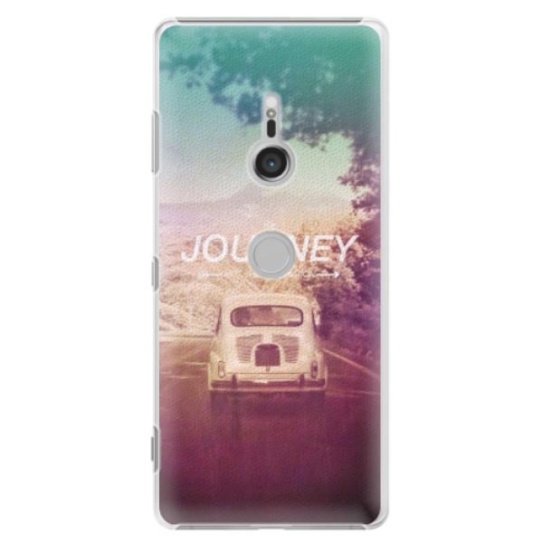 Plastové puzdro iSaprio - Journey - Sony Xperia XZ3