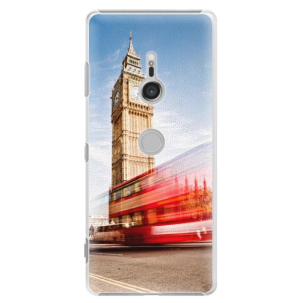 Plastové puzdro iSaprio - London 01 - Sony Xperia XZ3