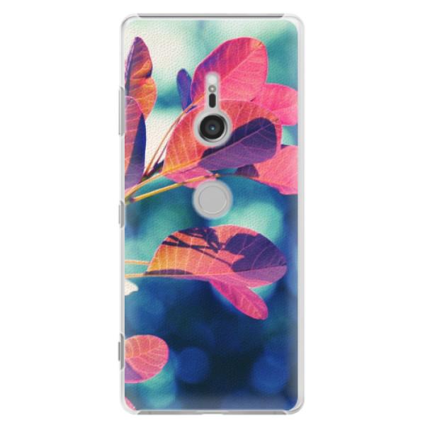 Plastové puzdro iSaprio - Autumn 01 - Sony Xperia XZ3