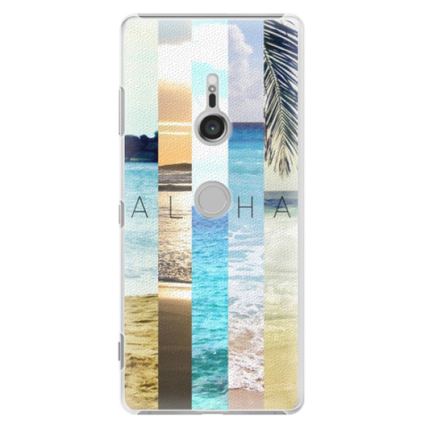 Plastové puzdro iSaprio - Aloha 02 - Sony Xperia XZ3