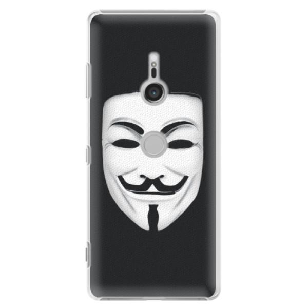Plastové puzdro iSaprio - Vendeta - Sony Xperia XZ3