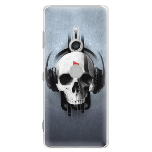 Plastové puzdro iSaprio - Skeleton M - Sony Xperia XZ3