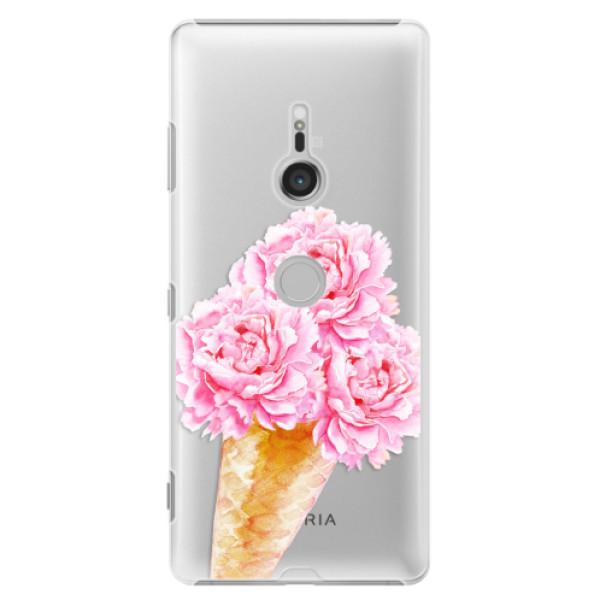 Plastové puzdro iSaprio - Sweets Ice Cream - Sony Xperia XZ3
