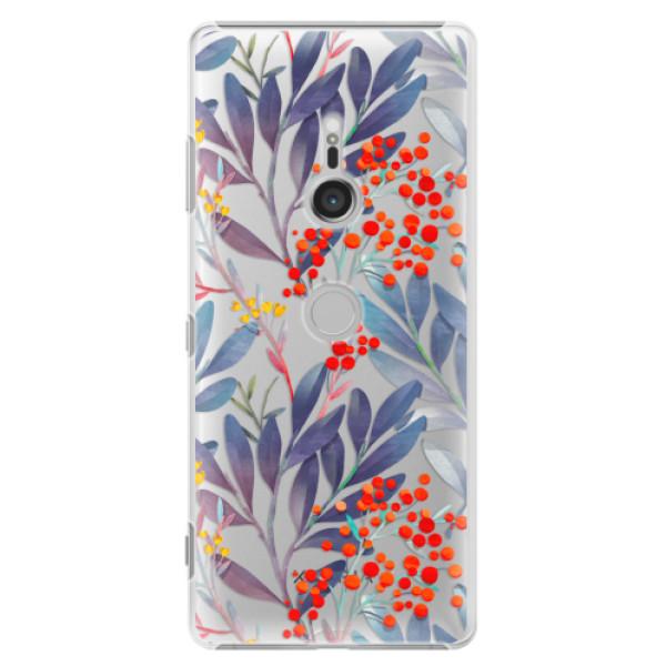Plastové puzdro iSaprio - Rowanberry - Sony Xperia XZ3