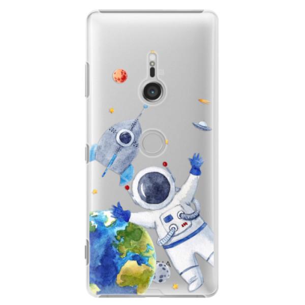 Plastové puzdro iSaprio - Space 05 - Sony Xperia XZ3