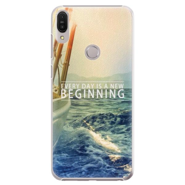Plastové puzdro iSaprio - Beginning - Asus Zenfone Max Pro ZB602KL