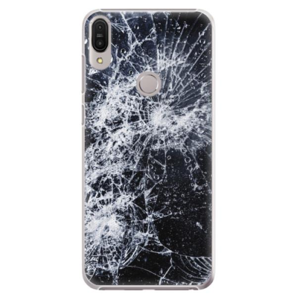 Plastové puzdro iSaprio - Cracked - Asus Zenfone Max Pro ZB602KL