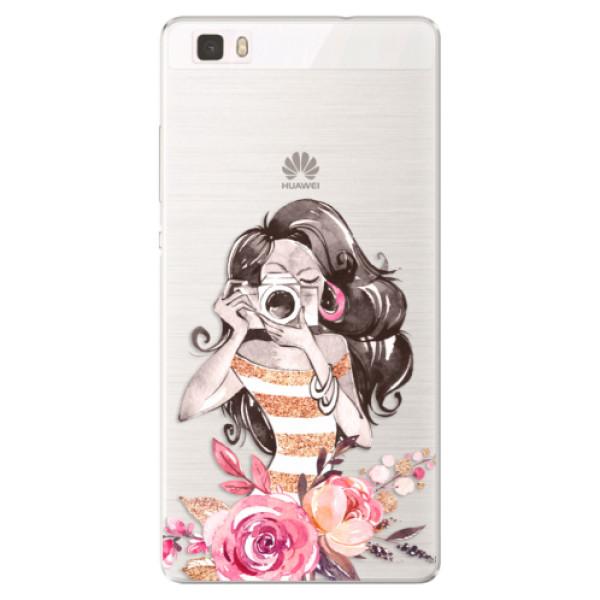 Silikónové puzdro iSaprio - Charming - Huawei Ascend P8 Lite