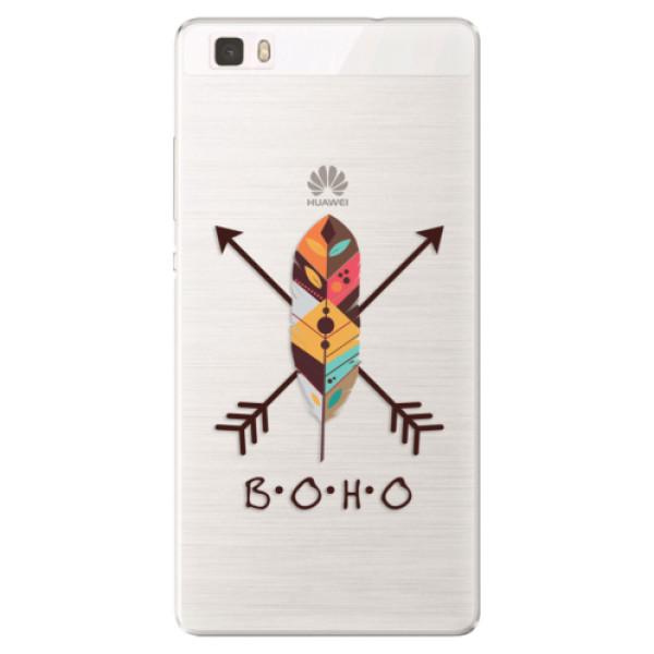 Silikónové puzdro iSaprio - BOHO - Huawei Ascend P8 Lite
