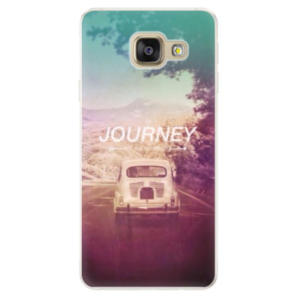 Silikónové puzdro iSaprio - Journey - Samsung Galaxy A5 2016