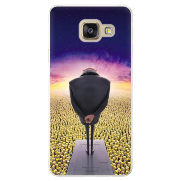 Silikónové puzdro iSaprio - Gru - Samsung Galaxy A5 2016