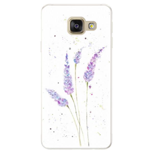 Silikónové puzdro iSaprio - Lavender - Samsung Galaxy A5 2016
